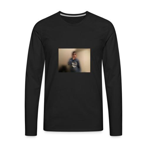 Mens hoodies buzzler - Men's Premium Long Sleeve T-Shirt