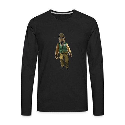 Geologist - Men's Premium Long Sleeve T-Shirt