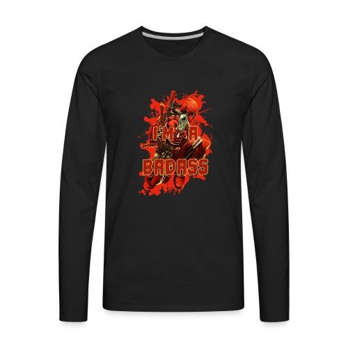Deadpool - Men's Premium Long Sleeve T-Shirt