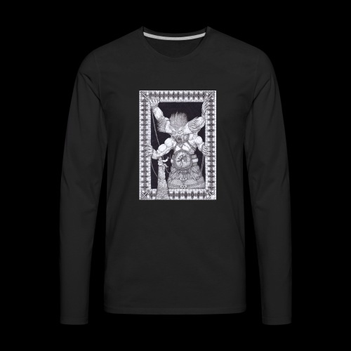 The Offering - Men's Premium Long Sleeve T-Shirt