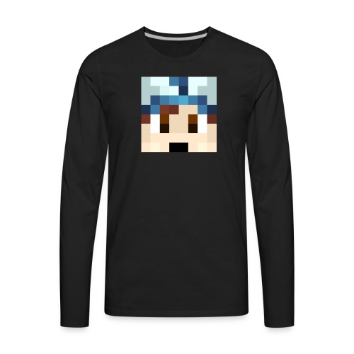 DipperPinesMC - Men's Premium Long Sleeve T-Shirt