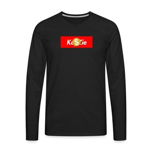 'Demonetized KayZie' - Men's Premium Long Sleeve T-Shirt