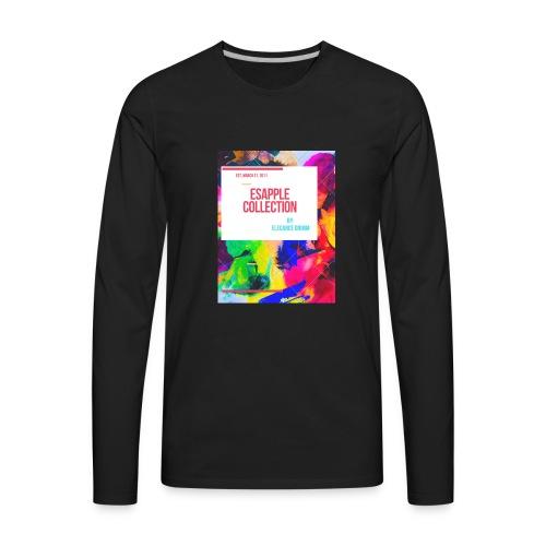 ESAPPLE COLLECTION - Men's Premium Long Sleeve T-Shirt