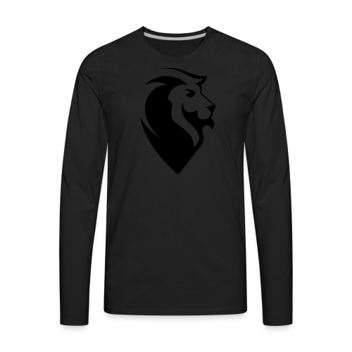 JUDAH Logo - Men's Premium Long Sleeve T-Shirt