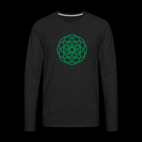 TV Polychroma - Men's Premium Long Sleeve T-Shirt