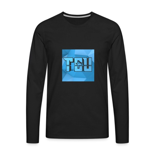 logo 2 - Men's Premium Long Sleeve T-Shirt