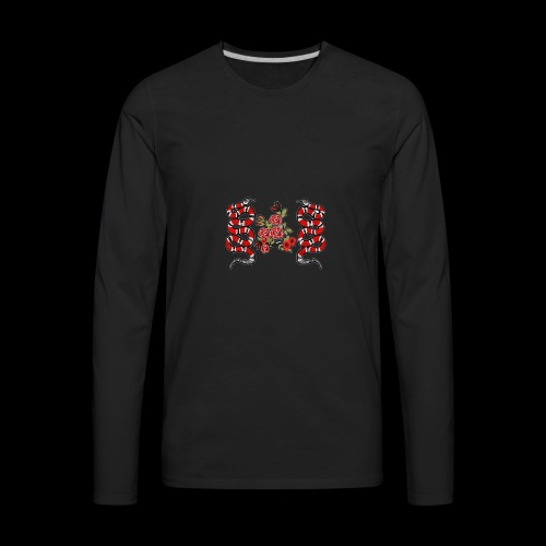 RedDiamom - Men's Premium Long Sleeve T-Shirt