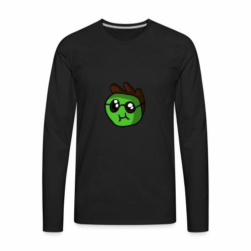 Kc Logo - Men's Premium Long Sleeve T-Shirt