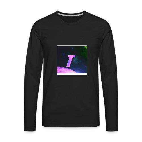 TICKLE - Men's Premium Long Sleeve T-Shirt