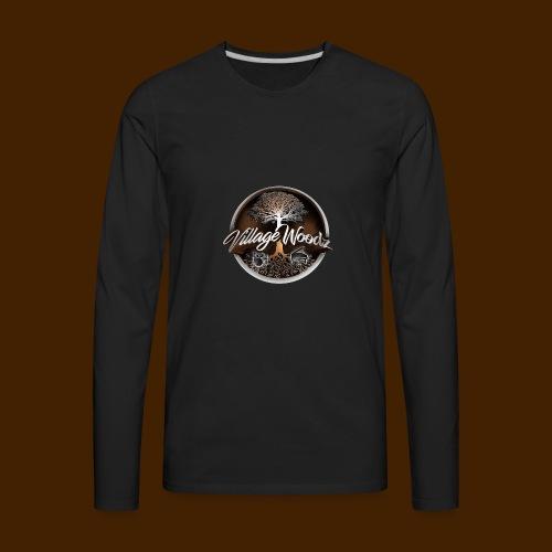 Village Woodz - Men's Premium Long Sleeve T-Shirt