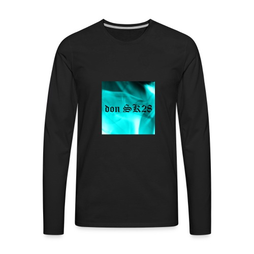 don SK28 merch - Men's Premium Long Sleeve T-Shirt