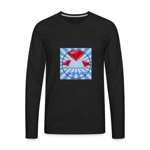 The official JacePlayzYT Shirt - Men's Premium Long Sleeve T-Shirt