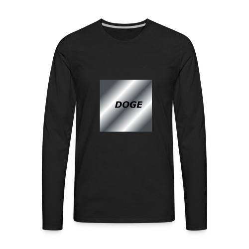 Its so soft - Men's Premium Long Sleeve T-Shirt