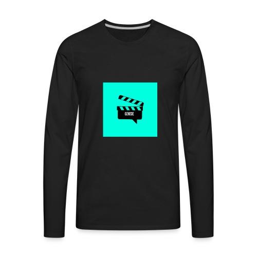 Gewsie - Men's Premium Long Sleeve T-Shirt