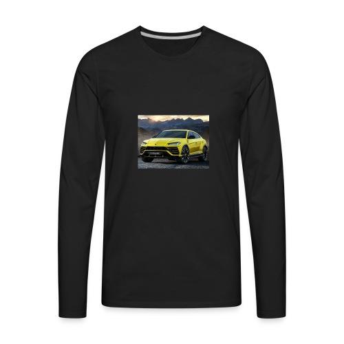 Lamborghini Urus - Men's Premium Long Sleeve T-Shirt