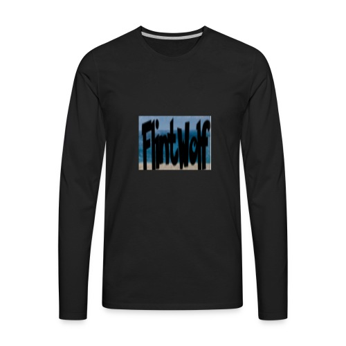 Flint Boys - Men's Premium Long Sleeve T-Shirt