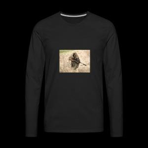 XxDemolisher123xX Hoodie - Men's Premium Long Sleeve T-Shirt