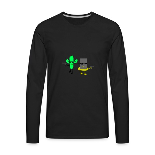 armed - Men's Premium Long Sleeve T-Shirt