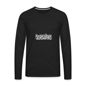 RUSBIES - Men's Premium Long Sleeve T-Shirt