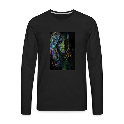Mary Jane - Men's Premium Long Sleeve T-Shirt