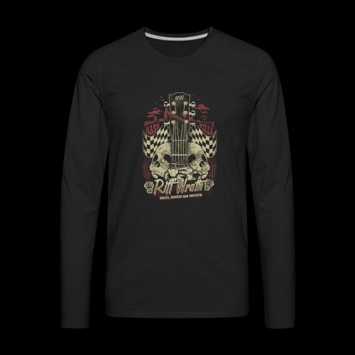 Riff Wrath - Men's Premium Long Sleeve T-Shirt