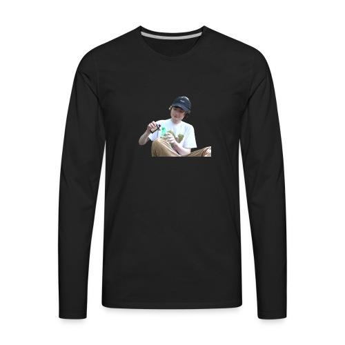 dirty CBD - Men's Premium Long Sleeve T-Shirt
