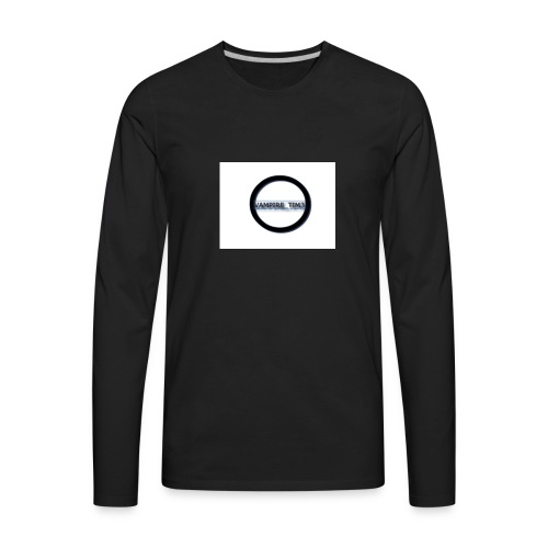 channel - Men's Premium Long Sleeve T-Shirt