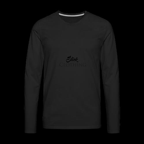Slick Clothing - Men's Premium Long Sleeve T-Shirt