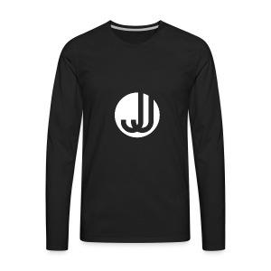 SAVE 20180131 202106 - Men's Premium Long Sleeve T-Shirt