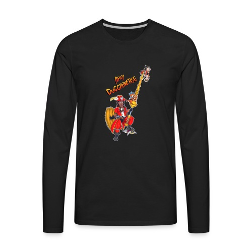 Ahoy Duggahverse! - Men's Premium Long Sleeve T-Shirt