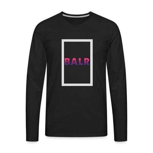 Graphic Tee - Men's Premium Long Sleeve T-Shirt