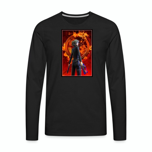 Rya 2.0 Collection - Men's Premium Long Sleeve T-Shirt