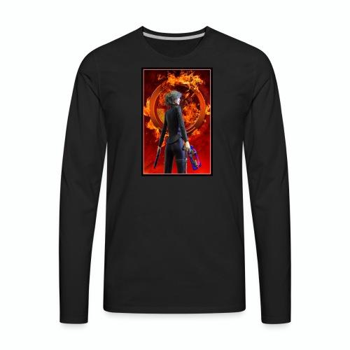 Rya 2.0 Collection - Men's Premium Long Sleeve T-Shirt