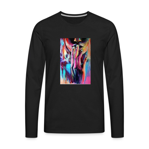 6D9F8A52 EC6D 4A88 91DC 8DBE509A6AEC - Men's Premium Long Sleeve T-Shirt