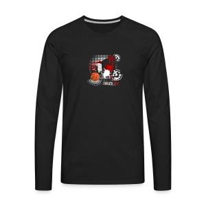 Can you it handle - Men's Premium Long Sleeve T-Shirt