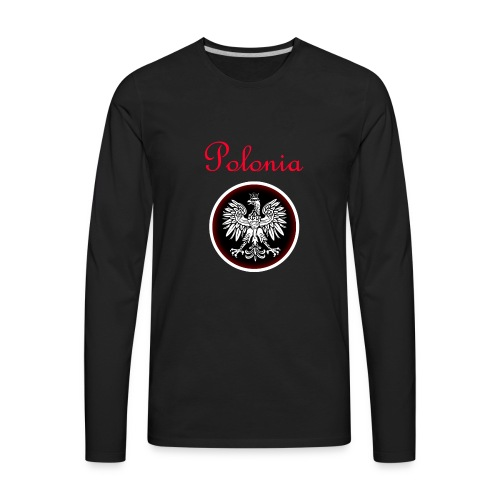 Polonia - Men's Premium Long Sleeve T-Shirt