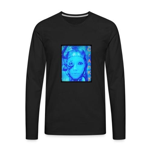 Cranky - Men's Premium Long Sleeve T-Shirt