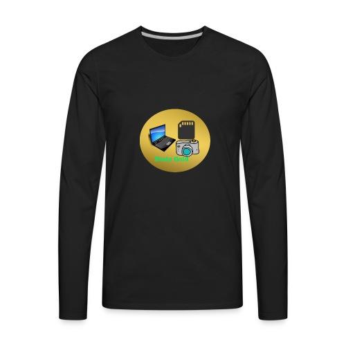 Pesto Gold - Men's Premium Long Sleeve T-Shirt