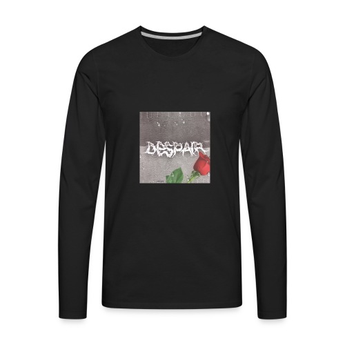 Despair - Men's Premium Long Sleeve T-Shirt