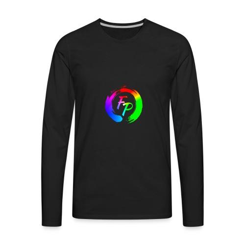 Flashpoint27 merch - Men's Premium Long Sleeve T-Shirt