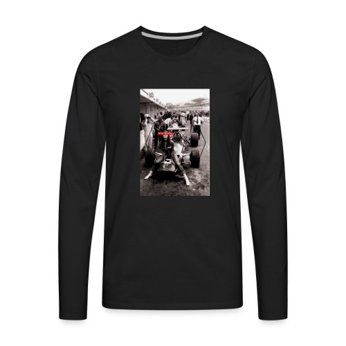 VINTAGE VELOCE - Men's Premium Long Sleeve T-Shirt