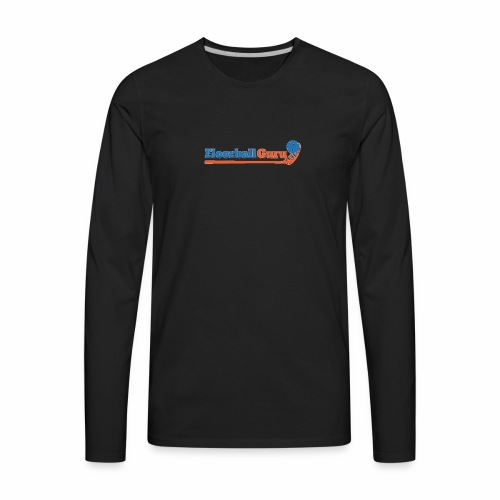 Floorball Guru - Men's Premium Long Sleeve T-Shirt