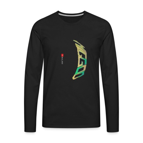 Mlg_God hoodie - Men's Premium Long Sleeve T-Shirt