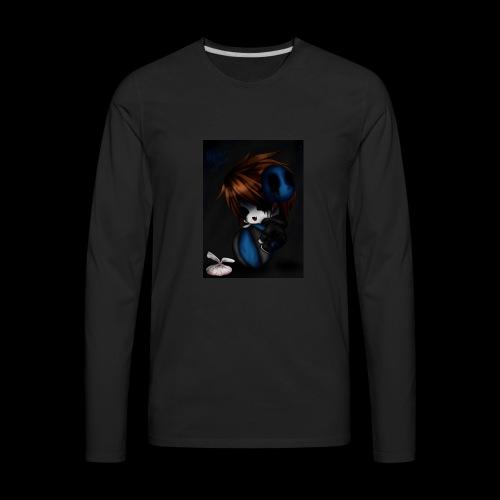 eyeless jack - Men's Premium Long Sleeve T-Shirt