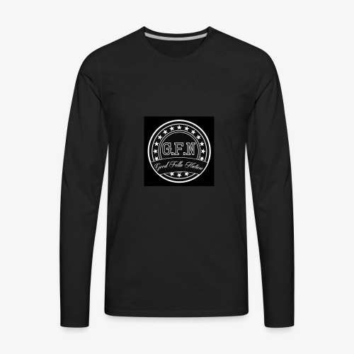 918F84CC 5354 4FA2 89B8 E2447FFB983A - Men's Premium Long Sleeve T-Shirt