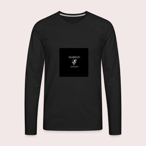 death to kami - Men's Premium Long Sleeve T-Shirt