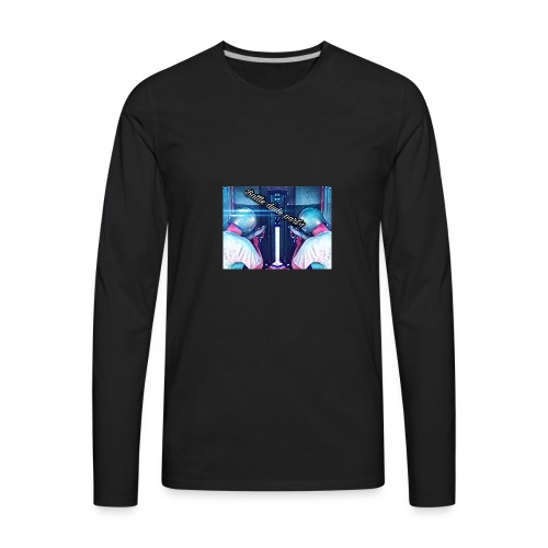 thumbnail art - Men's Premium Long Sleeve T-Shirt