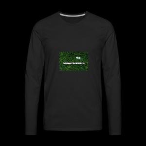 monkeybushbanner - Men's Premium Long Sleeve T-Shirt