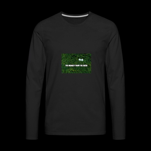monkeybushbanner - Men's Premium Long Sleeve T-Shirt