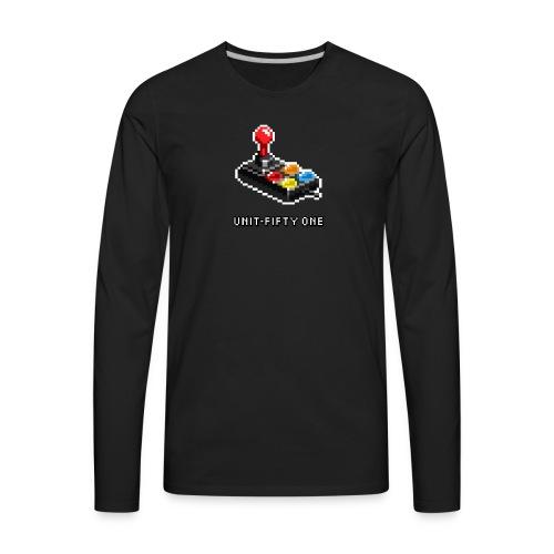 Jystk - Men's Premium Long Sleeve T-Shirt